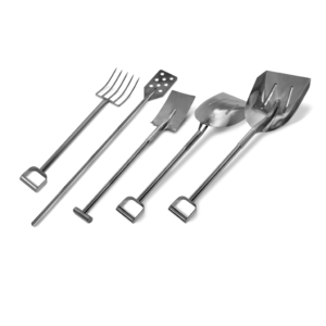 Shovels, Forks and Paddles