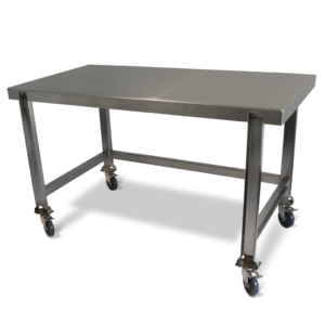 Flat Top Open Base with Casters