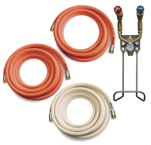 Wash-Down Hoses and Mixing Stations