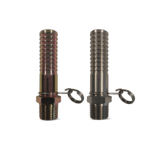 Non-Swivel Hose-Barb Adapters