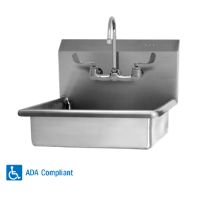 Wall Mount Manual Faucets