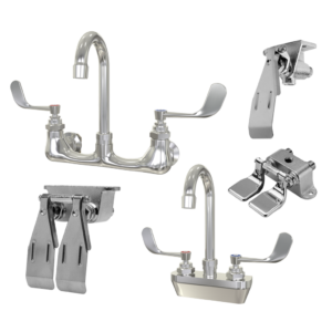 Valves, Faucets and Spouts